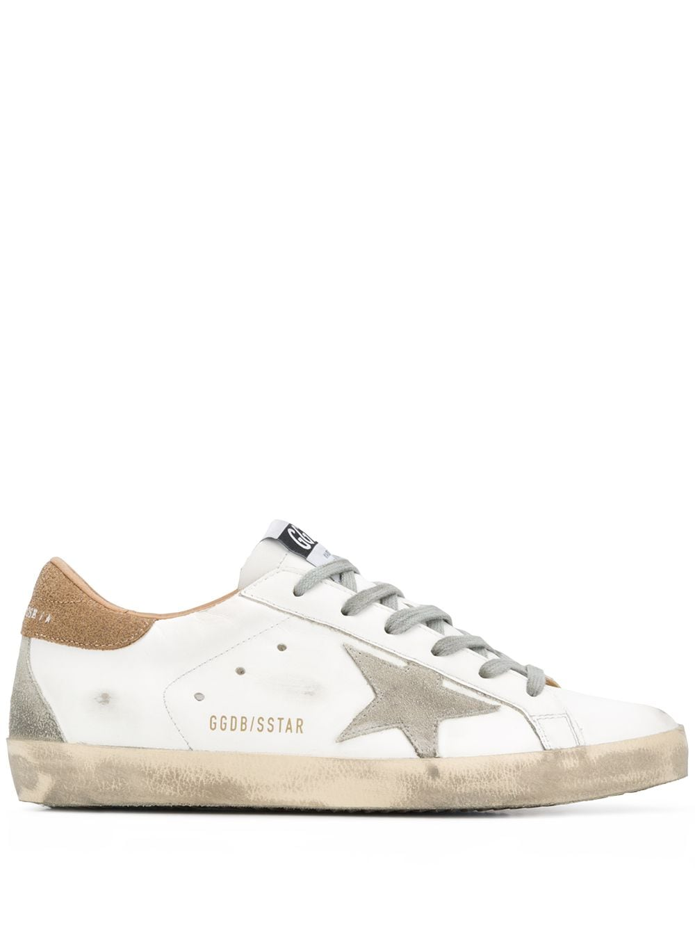 Super Star Woman Sneakers White-Beige