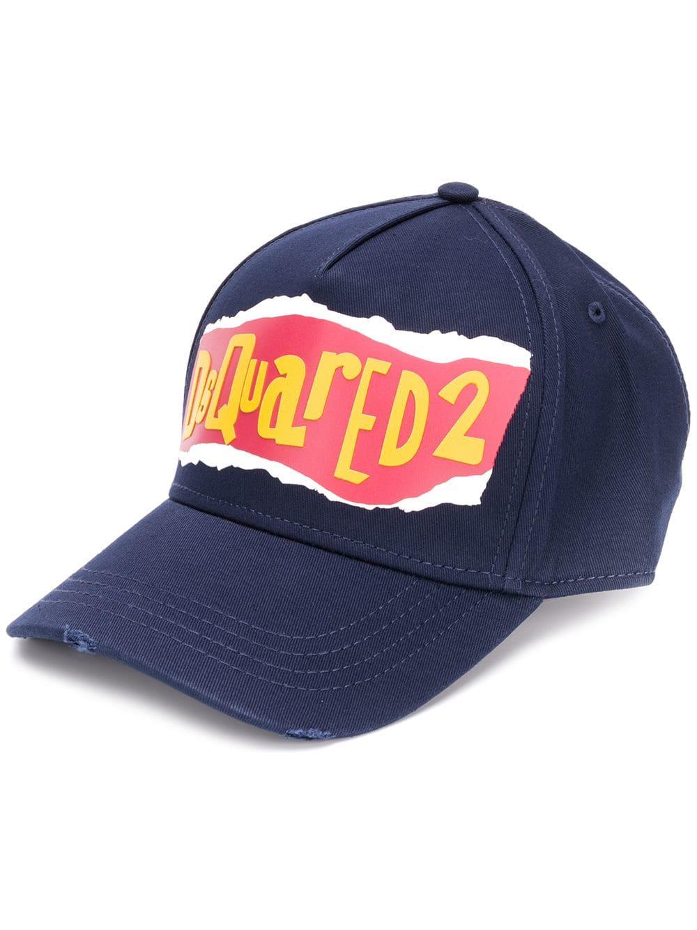 9908598b5ee28 Dsquared2 Baseball Cap - DSQUARED2 - Russocapri