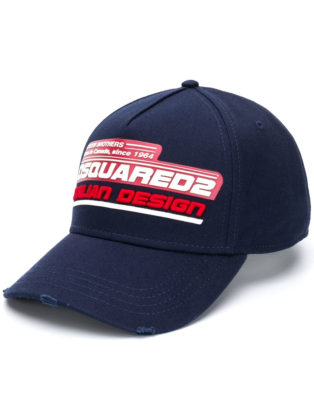b5bd1ff7 Italian Design Baseball Cap - DSQUARED2 - Russocapri