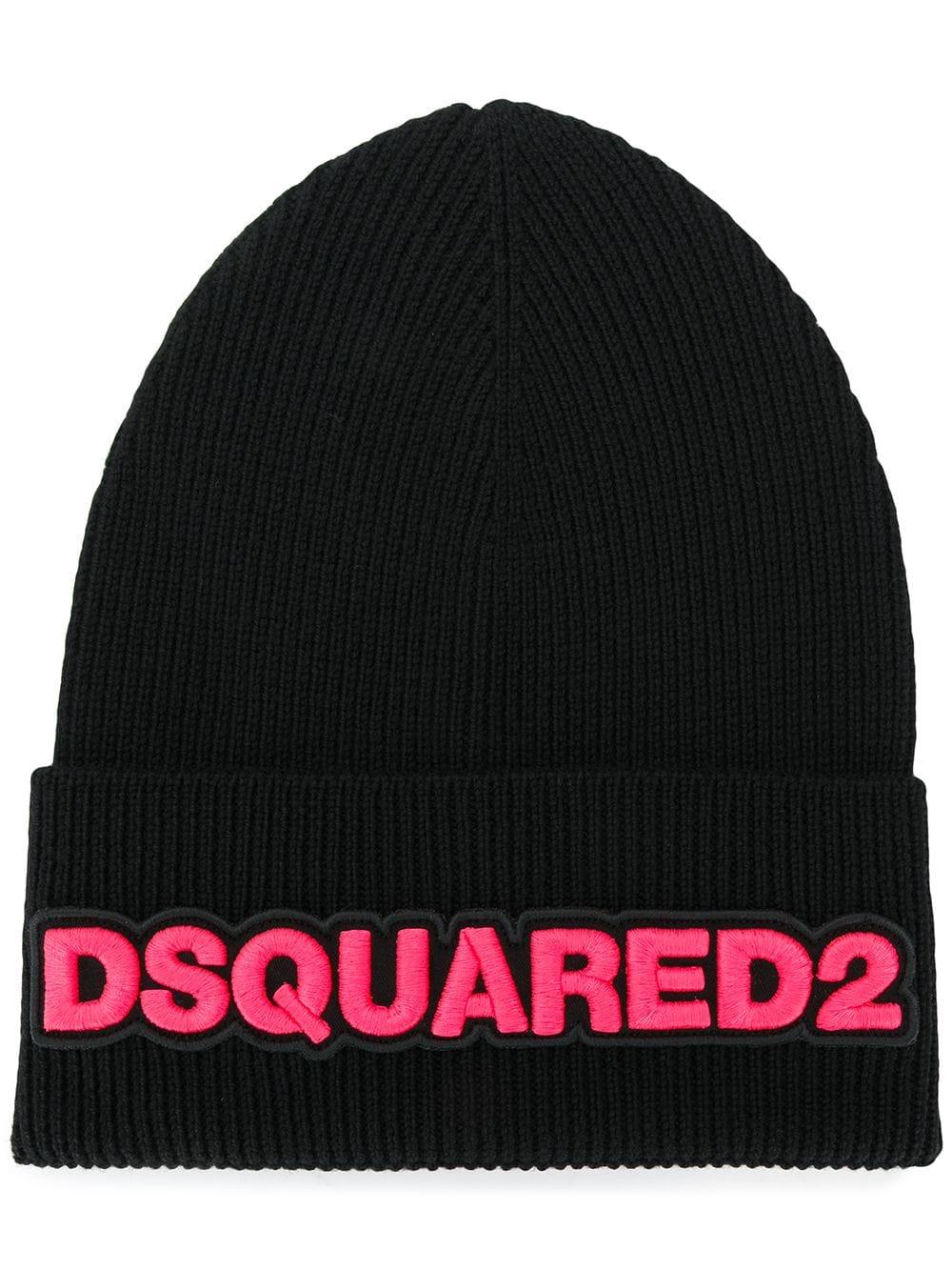 e8549d127 Dsquared2 Knit Beanie Hat