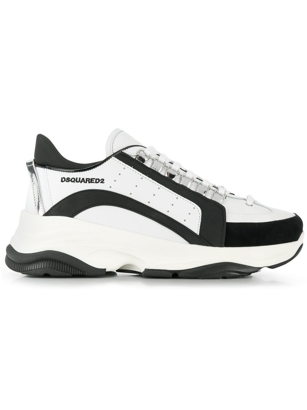 04ee97043fd Bumpy 551 Sneakers - DSQUARED2 - Russocapri
