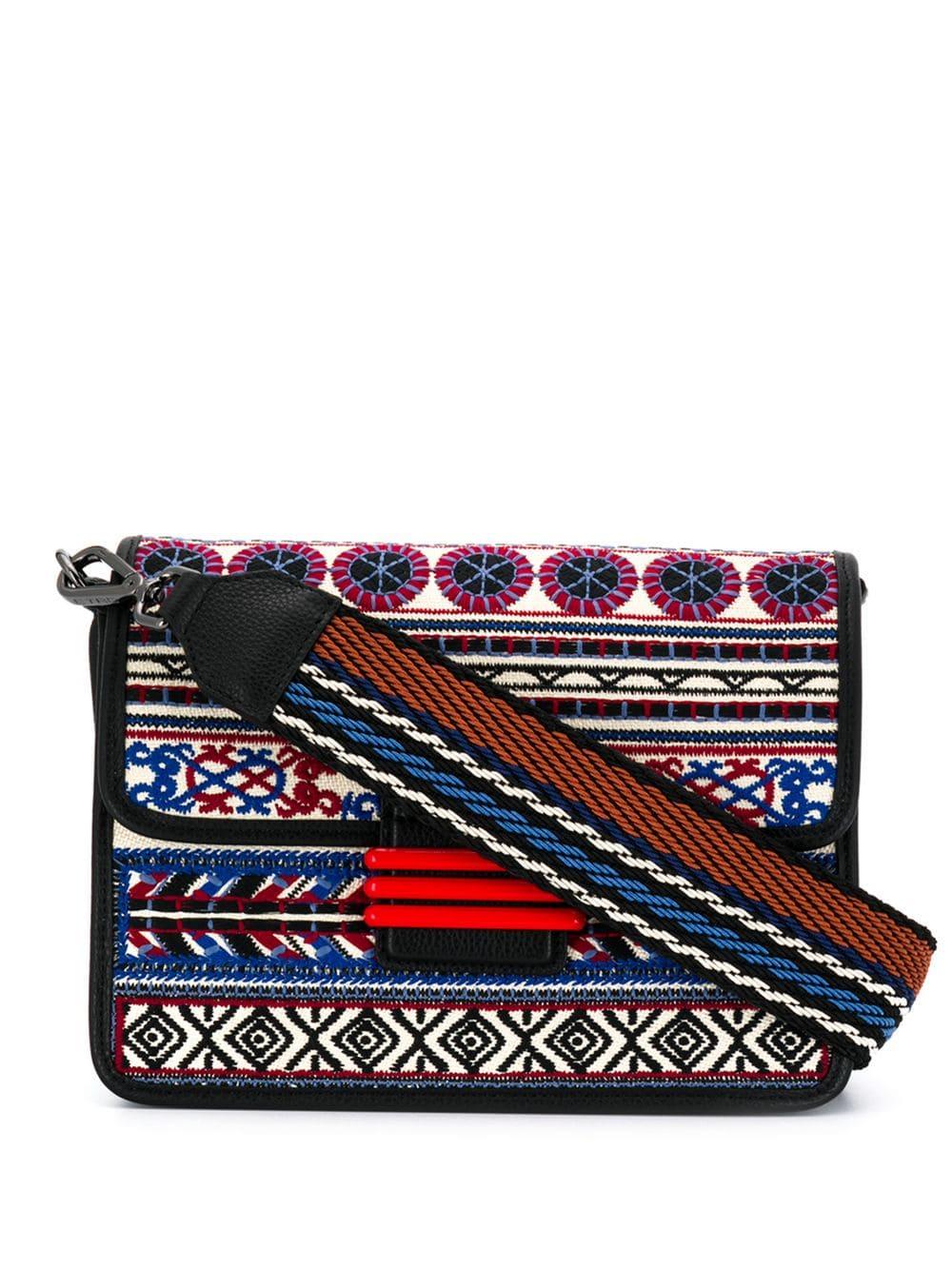 830676bfd838 Embroidere Patchwork Shoulder Bag - ETRO - Russocapri