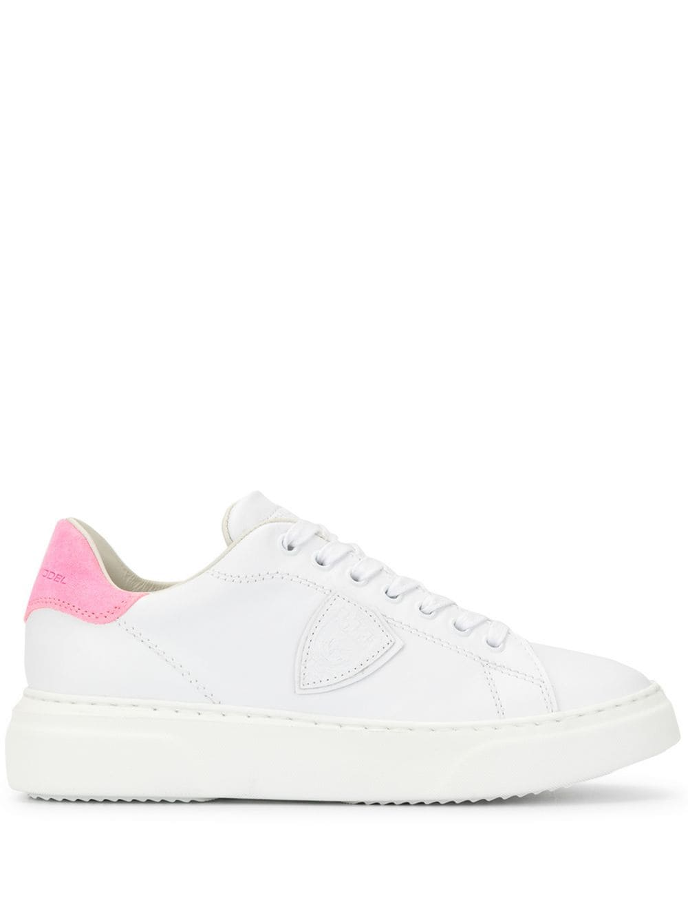 gia Philippe Model Temple Sneaker Bianca jSzMpUqVGL