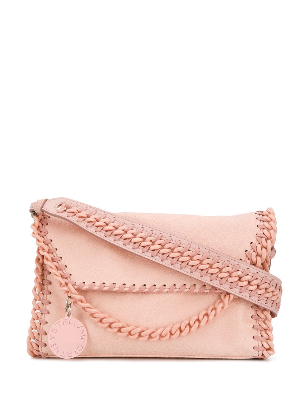 298e33df42c613 Pink Falabella Candy Mini Shoulder Bag - STELLA MC CARTNEY - Russocapri