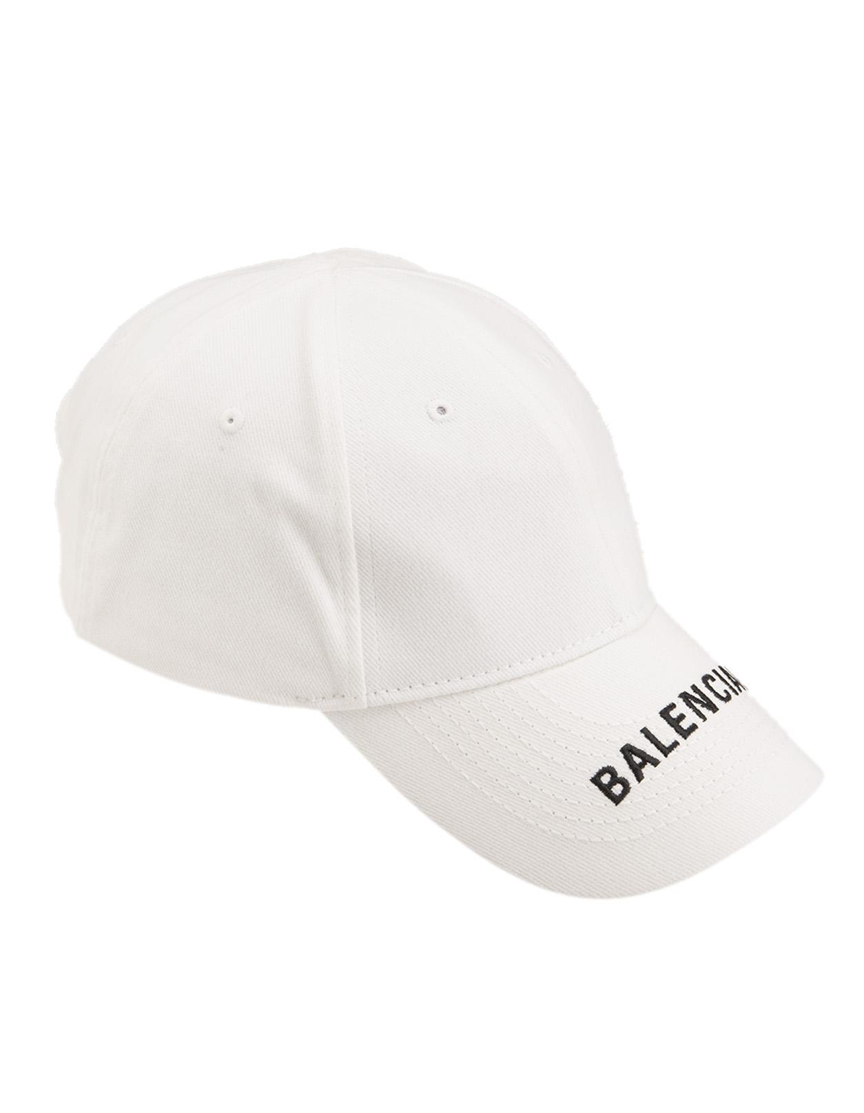 7d6a6cabeefaa Baseball Logo Hat - BALENCIAGA - Russocapri
