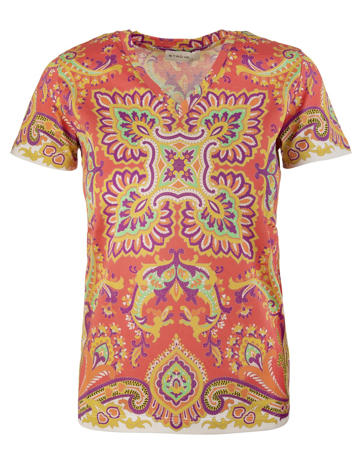 64c17f3695bf0 Fantasy Print T-shirt - ETRO - Russocapri