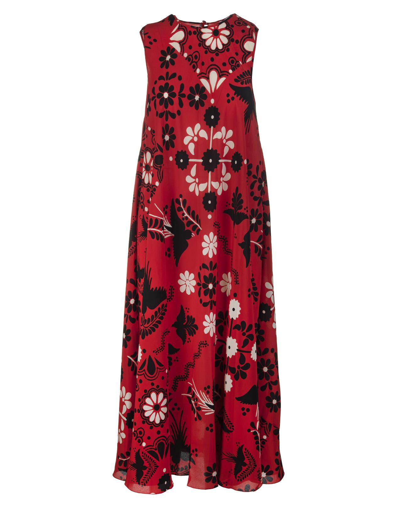 cecc34377b4 Floreal Dress - RED VALENTINO - Russocapri