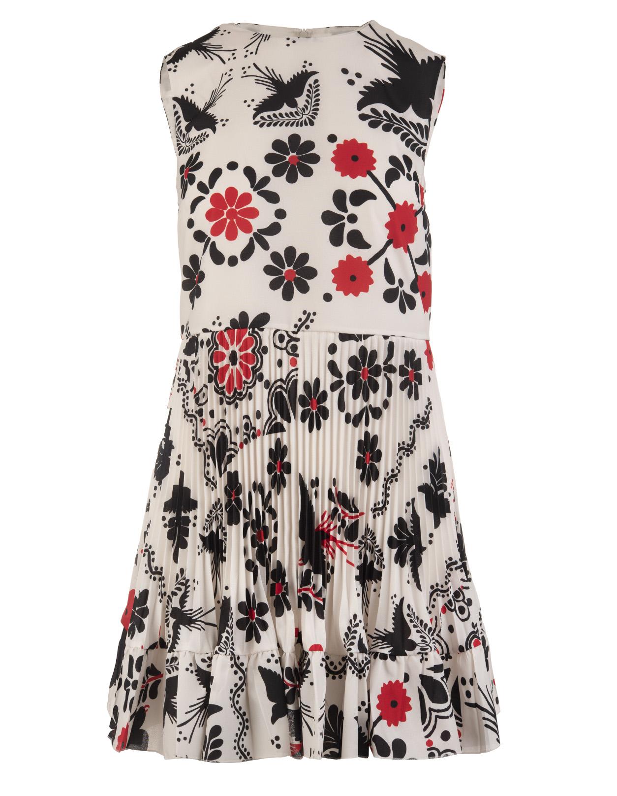 3dab31a4651 Pleated skirt Dress - RED VALENTINO - Russocapri
