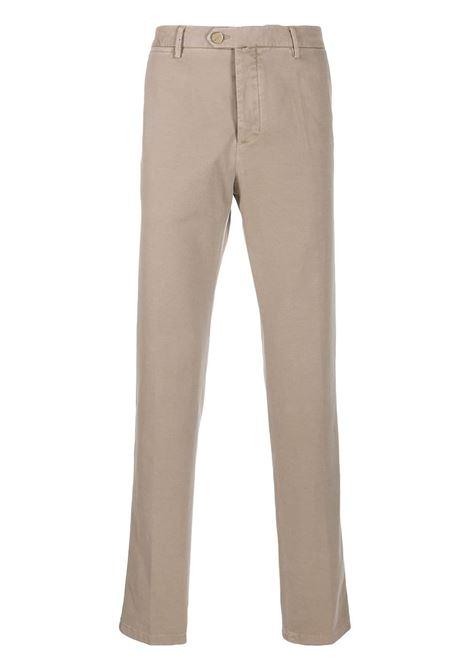 Beige Straight Pants KITON | trousers | UFPP79J03S6104