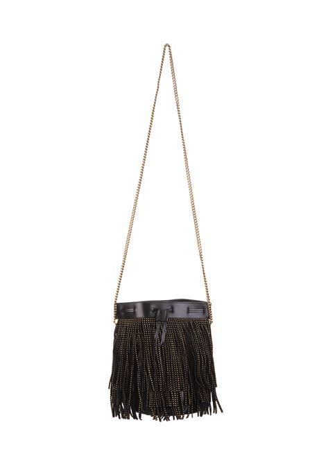b4f8cdcaa SAINT LAURENT. € 750.00 · BLACK TALITHA SMALL BUCKET BAG