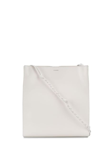White Large Tangle Bag JIL SANDER | shoulder bags | JSPR853420101