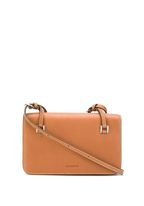 Camel Mini Shoulder Bag JIL SANDER | shoulder bags | JSPR856430227