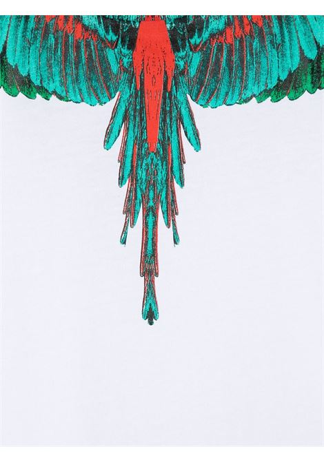 MARCELO BURLON KIDS OF MILAN Abito Wings Multicolor