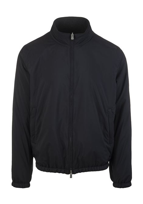 Black Scott Man Jacket FEDELI | Sports jackets and  windbreakers | 3UI00223CE0002-36/15