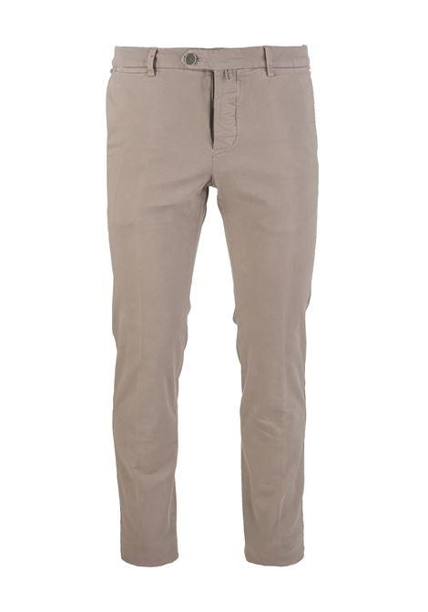 Pantalone Chino Beige KITON | Pantaloni | UFPP79J02T8911