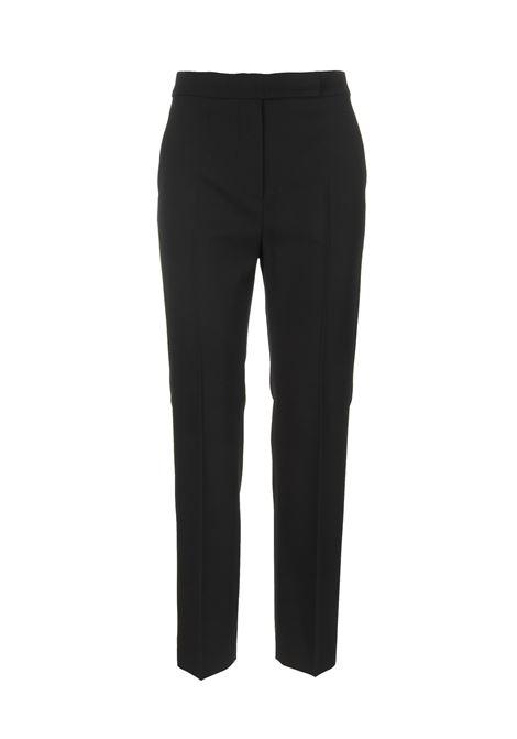 Black Oncia Pants MAX MARA | trousers | 11361409600001
