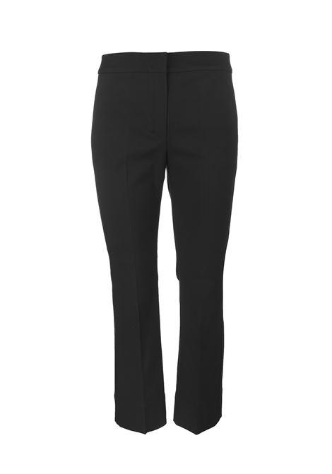 Pantalone Alcali Nero MAX MARA | Pantaloni | 91360803600005