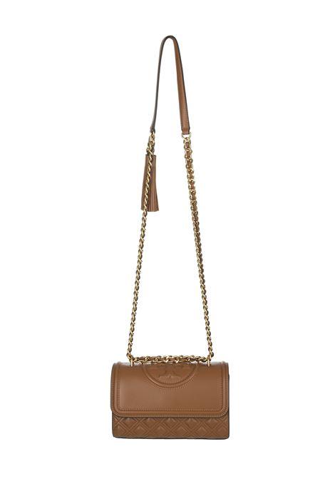 Brown Small Fleming Convertible Shoulder Bag TORY BURCH   Bags   75576200