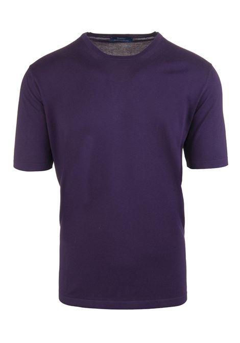 RUSSO CAPRI | t-shirts | 181TGRU-5140/MC-RC1004GI