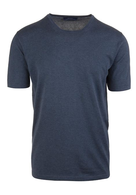 Plain Cotton T-shirt  RUSSO CAPRI | t-shirts | 181TGRU-5140/MC-RCGM11