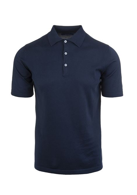 RUSSO CAPRI | Polo shirts | 181TPOU-5140/MC-RC80GI