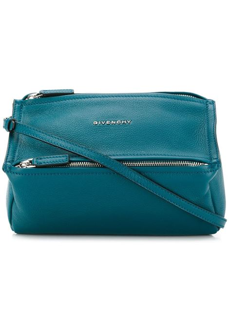 Pandora Mini Bag In Ocean Blue Leather GIVENCHY | Bags | BB05253013426