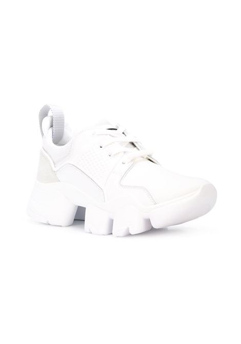 huge discount 0a40d 14b8a White JAW Low Sneakers In Neoprende And Leather - GIVENCHY - Russocapri