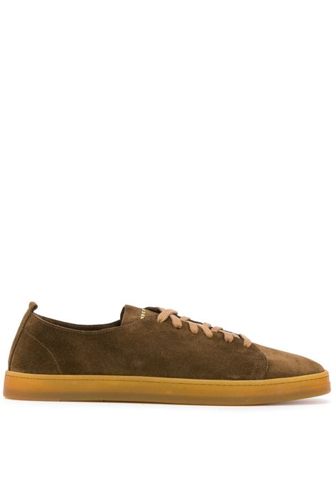 Golia Sneakers in Dark Brown Suede HENDERSON | Sneakers | GOLIA1