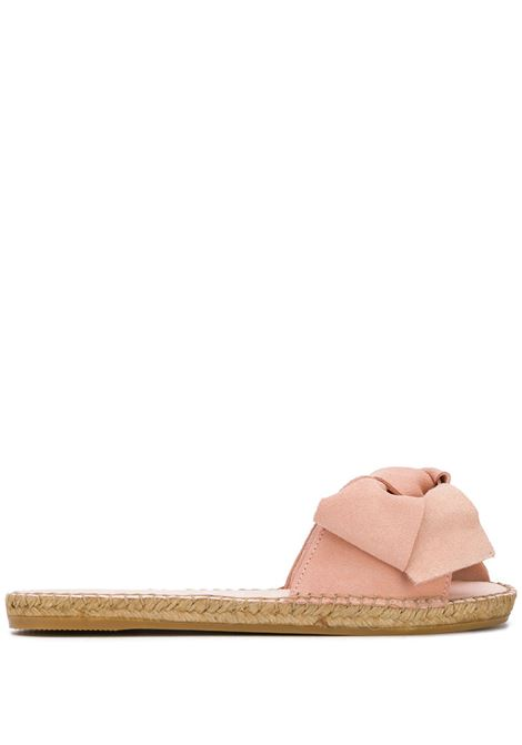 6f64ebb64 FLAT SANDALS WITH BOW - HAMPTONS - PINK