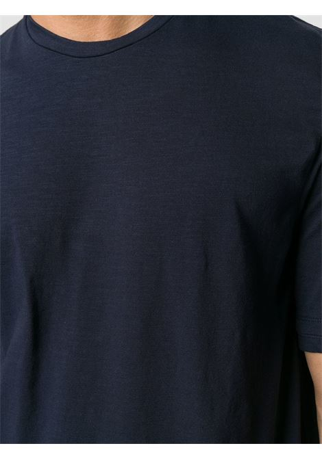 503e02034f T-Shirt In Cotone Blu Navy - NEIL BARRETT - Russocapri