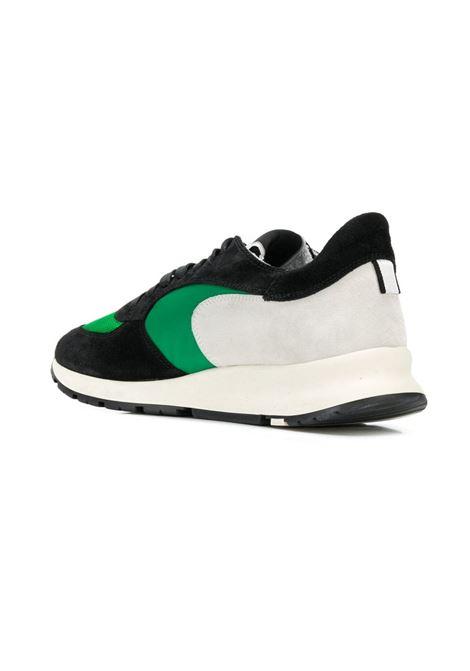 d383453cde5 Montecarlo Sneaker - Mondial Vert - PHILIPPE MODEL - Russocapri