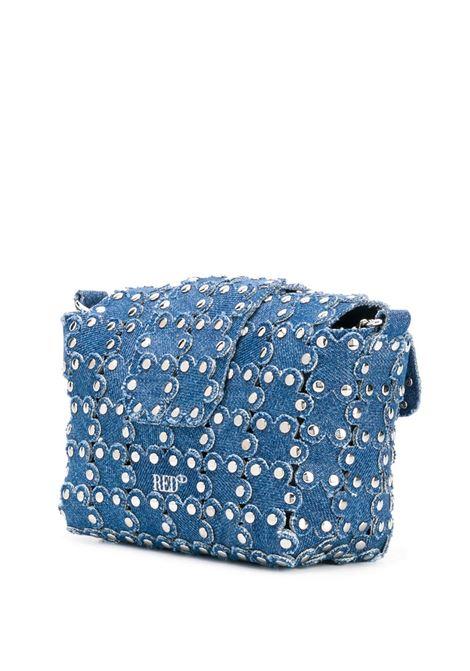 088918d1ee Flower Puzzle Crossbody Bag - RED VALENTINO - Russocapri