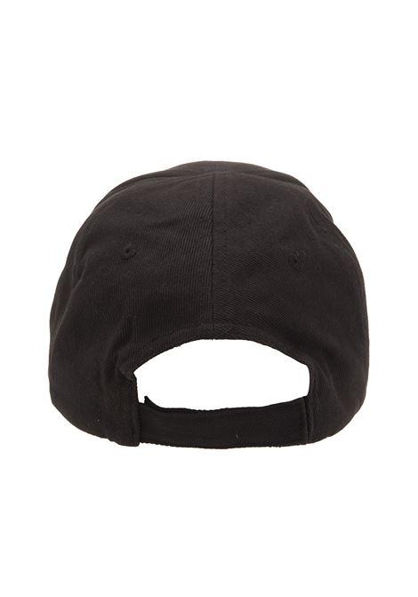 f1ad8d77b6af3 Logo Baseball Hat - BALENCIAGA - Russocapri