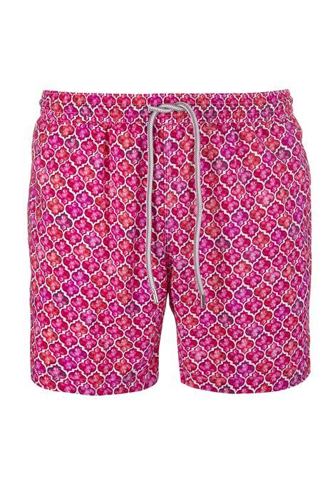 Fuchsia Fantasy Swimsuit CAPRI CODE | swilmsuit | S7901488 DIS047001