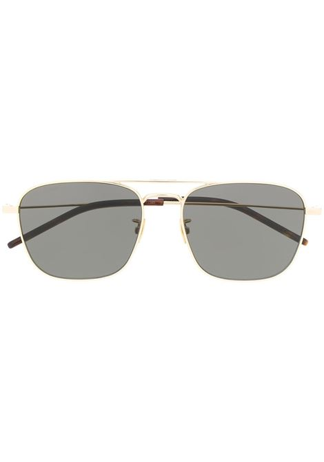 SL 309 sunglasses gold SAINT LAURENT | sunglasses | 587254-Y99028000