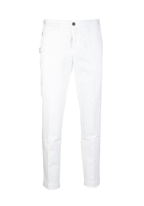 Pantalone Slim Uomo PT01 Bianco Ottico PT01 | Pantaloni | TTSA-NU010010