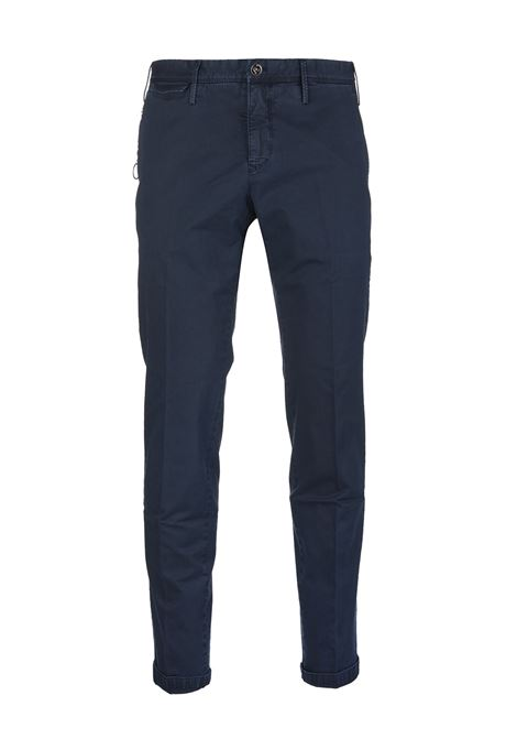 Pantalone Slim Uomo PT01 Blu Navy PT01 | Pantaloni | TTSA-NU010377