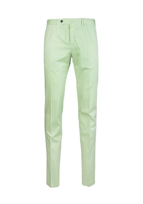 Pantalone Uomo Chino Slim Verde Pastello PT01 | Pantaloni | VT01-RO050404