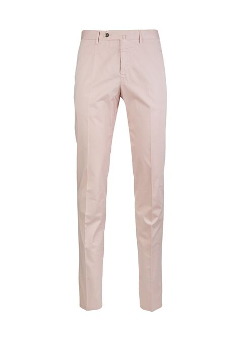 Pantalone Uomo Chino Slim Rosa Pastello PT01 | Pantaloni | VT01-RO050600