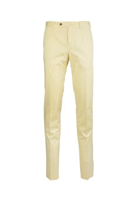 Pantalone Uomo Chino Slim Giallo Pastello PT01 | Pantaloni | VT01-RO050803