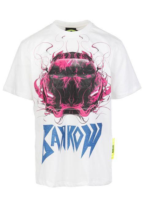 Graphic print T-shirt BARROW | t-shirts | 028392002