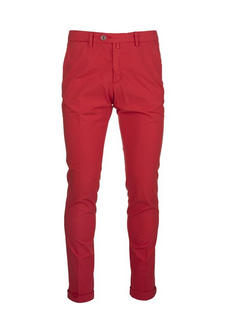 Red Man Chino Pant BSETTECENTO | trousers | MH700-903252