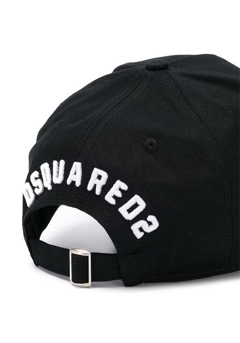 Indcsn Reach Logo Beanie Black//chapeau blanc