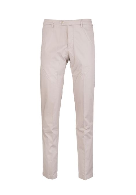 Sand Man Chino Trousers KITON | trousers | UFPP79J07S3909