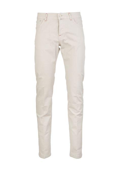 Pantaloni color sabbia KITON | Pantaloni | UPNJSMJ07T3304