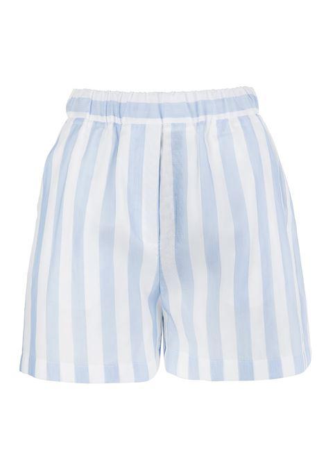 Shorts a righe MSGM | Bermuda | 3042MDB103A-21731084
