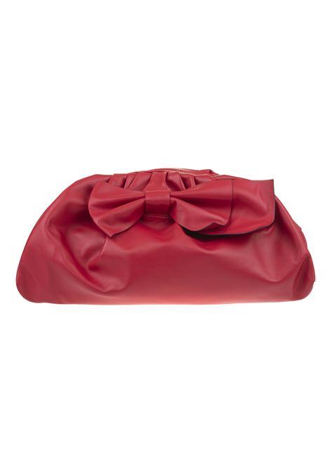 Clutch con Maxi fiocco RED VALENTINO | Clutch | VQ2B0C55GIYF58