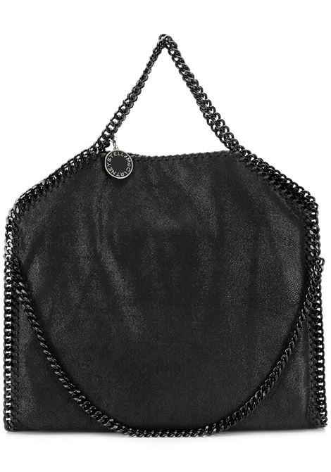 Borsa Tote Falabella Fold Over Nera STELLA MC CARTNEY | borse a mano | 234387-W91321000
