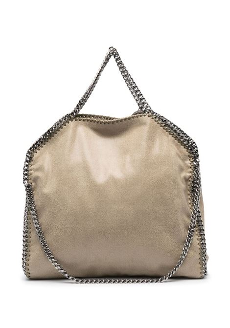 Borsa Tote Falabella Fold Over Sabbia STELLA MC CARTNEY | borse a mano | 234387-W91322902