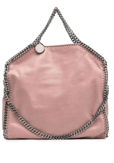 Borsa Tote Falabella Fold Over Rosa STELLA MC CARTNEY | borse a mano | 234387-W91325702